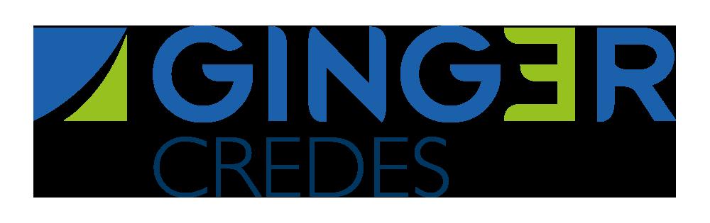 Logo de ginger Credes